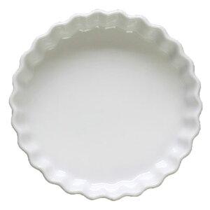 パイ皿 丸 (26cm)【美濃焼】大勢集まる時にピッタリ