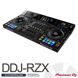 Pioneer DDJ-RZX DJコントローラー【パイオニア】【REKORDBOX DJ 専用DJコントローラー】【REKORDBOX VIDEOコントローラー】【送料無料】