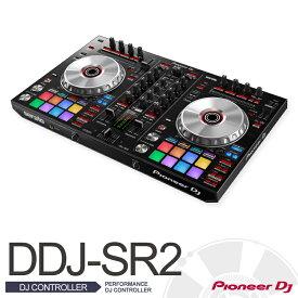 Pioneer PioneerDDJ-SR2【パイオニア】PERFORMANCE DJ CONTROLLER【パフォーマンスDJミキサー】【送料無料】