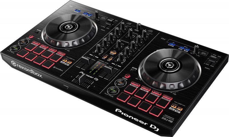 Pioneer DDJ-RB DJコントローラー【パイオニア】【送料無料】