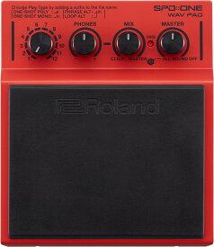 """Roland【新製品】SPD::ONE""""WAV PAD"""" Percussion Pad【送料無料】【お茶の水ドラムコネクション】【サンプリングパッド】【ローランド】"""