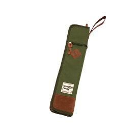 【クロサワ楽器限定カラー!!】Tama TSB12MGN POWERPAD DESIGNER BAG -STICK- スティックバッグ(モスグリーン)【お茶の水ドラムコネクション】(スティックケース)