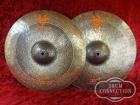 "T-Cymbals T-Air Plus(No hole) Hi-Hat 14""【ドラムコネクション在庫品】"