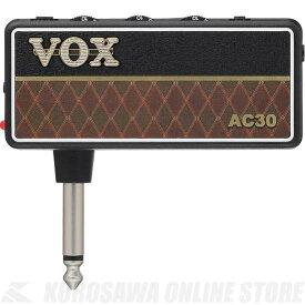 VOX amPlug2 AC30 【ギター用ヘッドフォンアンプ】