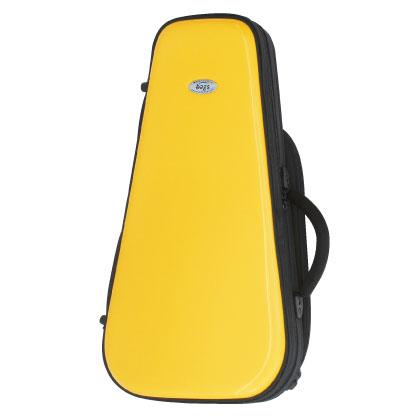 bags (バッグス)EFTR YEL(Yellow)【EVOLUTION TRUMPET】【トランペット ファイバーケース】【イエローカラー】【次回入荷12月頃/予約受付中】