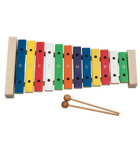 Rhythm poco (リズム・ポコ)リズム・ポコ おとでおはなし カラーサイロフォン(12音)ダイアトニックスケールRP-880/XY