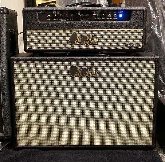Paul Reed Smith (PRS)J-MOD100 & J-MOD 2x12 CABINET set【John Mayer Signature Amplifier】【ポールリードスミス】【ジョン・メイヤー】【アンプ・キャビネット】【100W】