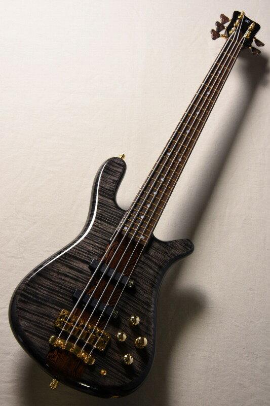 Warwick Streamer Stage1 5st Nirvana Black 【S/N,L162737-17】【4,95Kg】【LED搭載!!】【ワーウィック】【ストリーマー】【ステージ1】【5弦】
