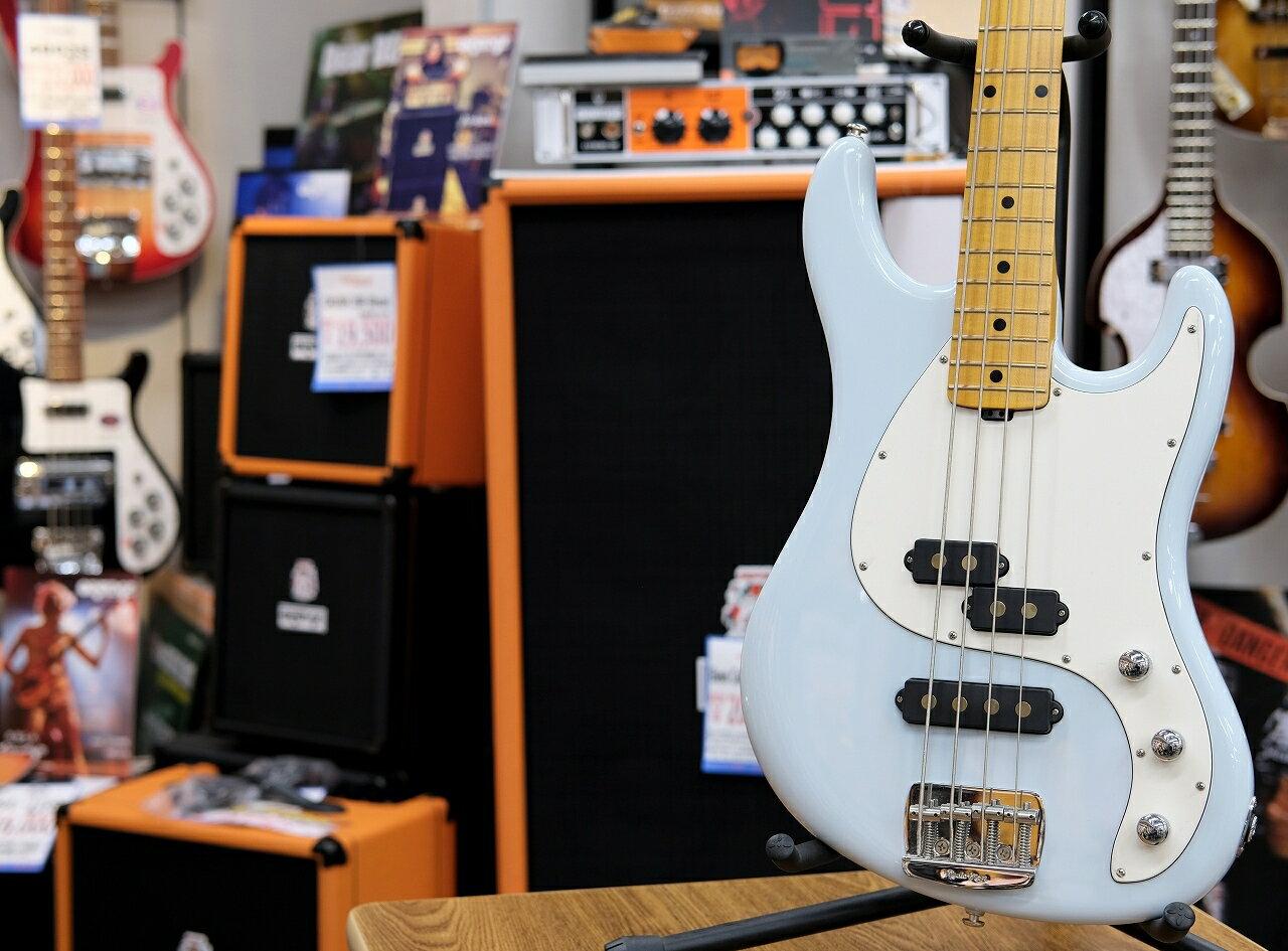 【新品特価品】Music Man ミュージックマン Caprice Bass Diamond Blue【S/N,E44944】【ベース】【パッシブ】【カプリス】