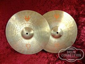 """T-Cymbals Zen Hi-Hat 14"""" 895g/1,115g【送料無料】【お茶の水ドラムコネクション】"""