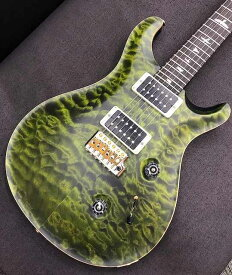 Paul Reed Smith 2016 Limited Custom 24 10 Top Quilt 〜Jade Black Back〜 #226772 【3.32kg】【PRS・ポールリードスミス】【カスタム24】【10トップ】【送料無料】