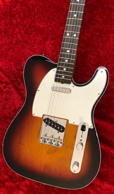 Fender American Original '60s Telecaster 3-Color Sunburst s/n V1850541【3.71kg】【フェンダー】【アメリカンオリジナル】【テレキャスター】