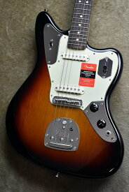 Fender American Professional Jaguar 〜 3-Color Sunburst / Rosewood Fingerboard〜 #US17049250 【4.07kg】【フェンダー】【ジャガー】【アメリカンプロフェッショナル】