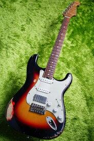 Iconic Guitars 【日本初上陸!!】【極上ローストネック】 Vintage Modern 62S Heavy Relic -3Tone Sunburst- [3.51kg]