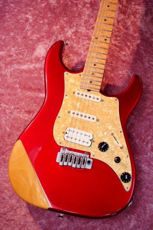 James Tyler ジェームズ・タイラー Studio Elite Candy Apple Red 【中古・USED】【スタジオ・エリート】【ハイエンドギター】【バーズアイメイプル ネック&指板】【送料無料】