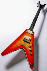 DEAN USA 1977 V Trans Cherry Sunburst 【世界限定35本生産モデル】【ディーン】