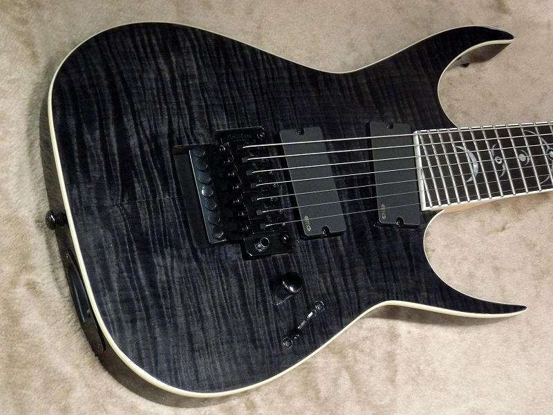Dean RUSTY COOLEY 7 STRING FLAME TOP TBK 【7弦】【ラスティー・クーリー】【送料無料】