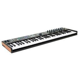 Arturia ARTURIA KeyLab Essential 61 Black Edition [MIDIコントローラー]【2018年4月28日発売】【アートリア】【キーラボ・エッセンシャル】【ブラック・エディション】