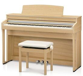 【高低自在椅子&ヘッドフォン付属】KAWAI CA49LO【プレミアムライトオーク調仕上げ】【2020年7月22日発売予定/予約受付中】【河合楽器・カワイ】【電子ピアノ・デジタルピアノ】【送料無料】