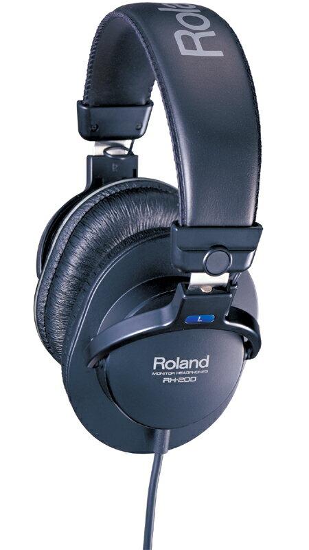 RolandRH-200Stereo Monitor Headphones【送料無料】