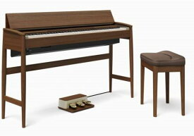 Roland ローランド Kiyola KF-10-KW【ウォールナット】 【KIYOLA/キヨラ】【電子ピアノ・デジタルピアノ】【送料無料】