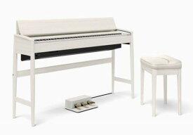Roland ローランド Kiyola KF-10-KS【シアーホワイト】 【KIYOLA/キヨラ】【電子ピアノ・デジタルピアノ】【送料無料】