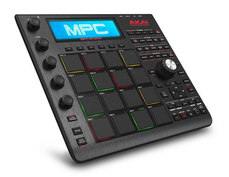 AKAI PROFESSIONALMPC STUDIO BLACK【Compact MPC with Software】【送料無料】