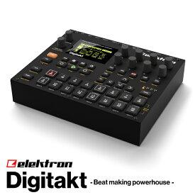 ElektronDigitaktDDS-1【エレクトロン】【デジタクト】【8トラック】【サンプラー】【デジタルドラムマシン】【送料無料】