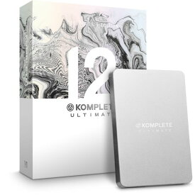 Native Instruments KOMPLETE 12 ULTIMATE Collector's Edition【DAWソフト】【送料無料】