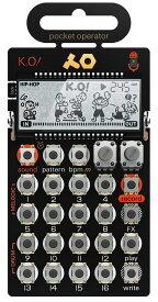 Teenage Engineering Pocket Operator PO-33 K.O!【ポケットオペーレーター/ノックアウト!】【マイクロ・サンプラー】【送料無料】