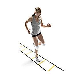 スピードラダー アジリティトレーニング 5m 収納袋付 運動神経向上/俊敏/反射神経/効果抜群/メニュー