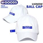【TVXQ!U-KnowTRUECOLORSBALLCAP(WHITE)】【1次予約】東方神起ユノソロキャップ帽子SMTOWN&STORE公式グッズ