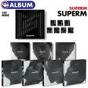 【2次予約】【 バージョンランダム / SuperM 1st MINI ALBUM 】【韓国盤】スーパーM アルバム テミン TAEMIN ベッキョ…