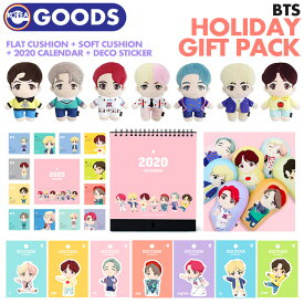 【 BTS 】【 キャラクター ホリデー ギフト パック / CHARACTER HOLIDAY GIFT PACK 】【即日発送】 防弾少年団 バンタン 公式グッズ