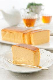 ゑくぼ チーズケーキ Mサイズ 約163×75×46mm (約4〜5名様分) スイーツ ギフト お取り寄せ こだわり おみやげ お中元 誕生日 数量限定 エクボ えくぼ