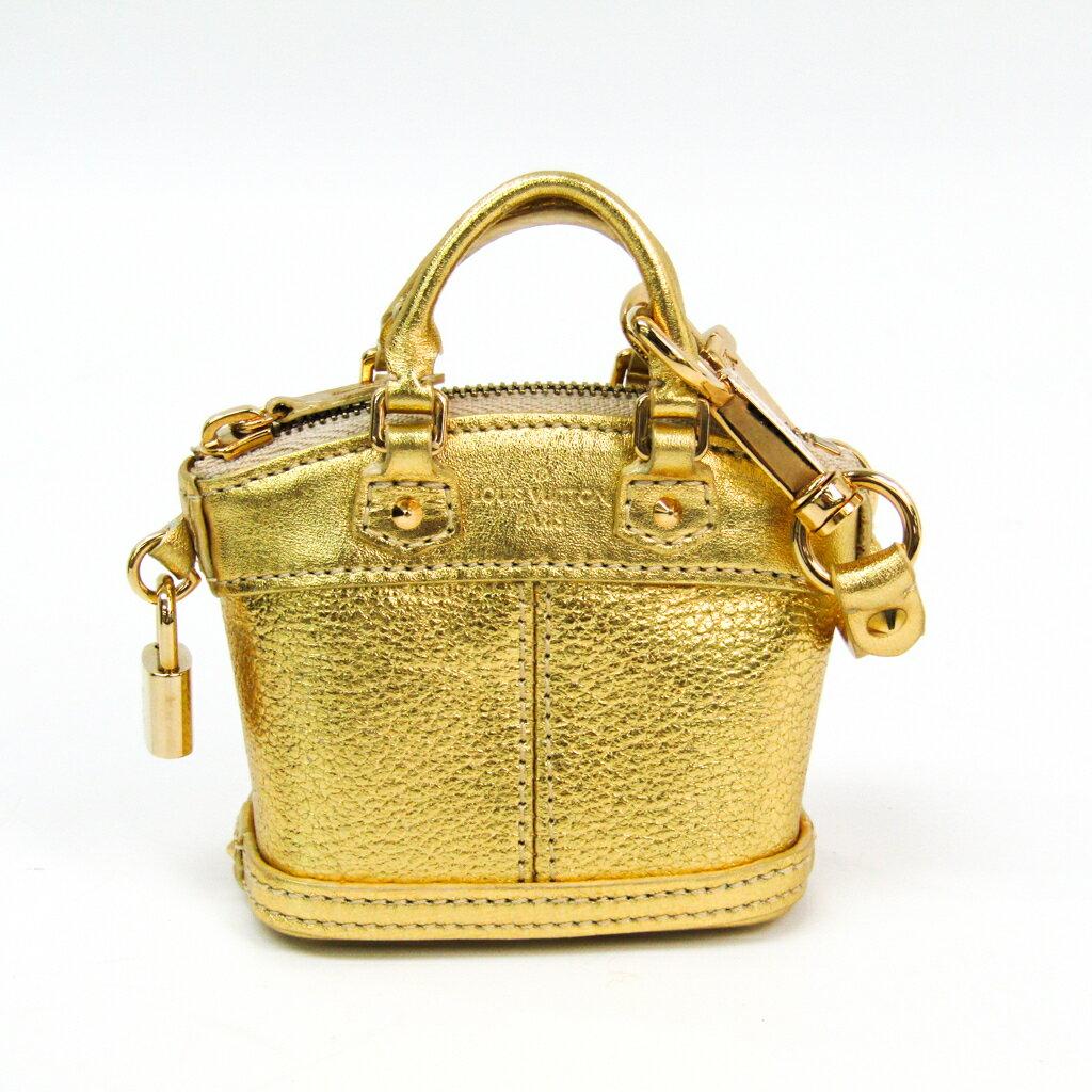 ルイ・ヴィトン(Louis Vuitton) キーホルダー (オール) ミニ・ロックイット 【中古】