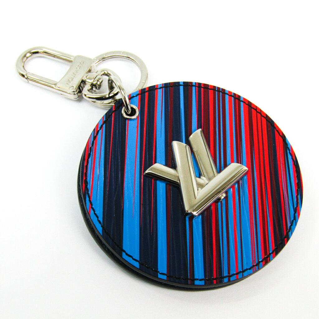 ルイ・ヴィトン(Louis Vuitton) エピ キーホルダー (ブルー,ネイビー,レッド) バッグ チャーム・LV ミラー MP2024 【中古】