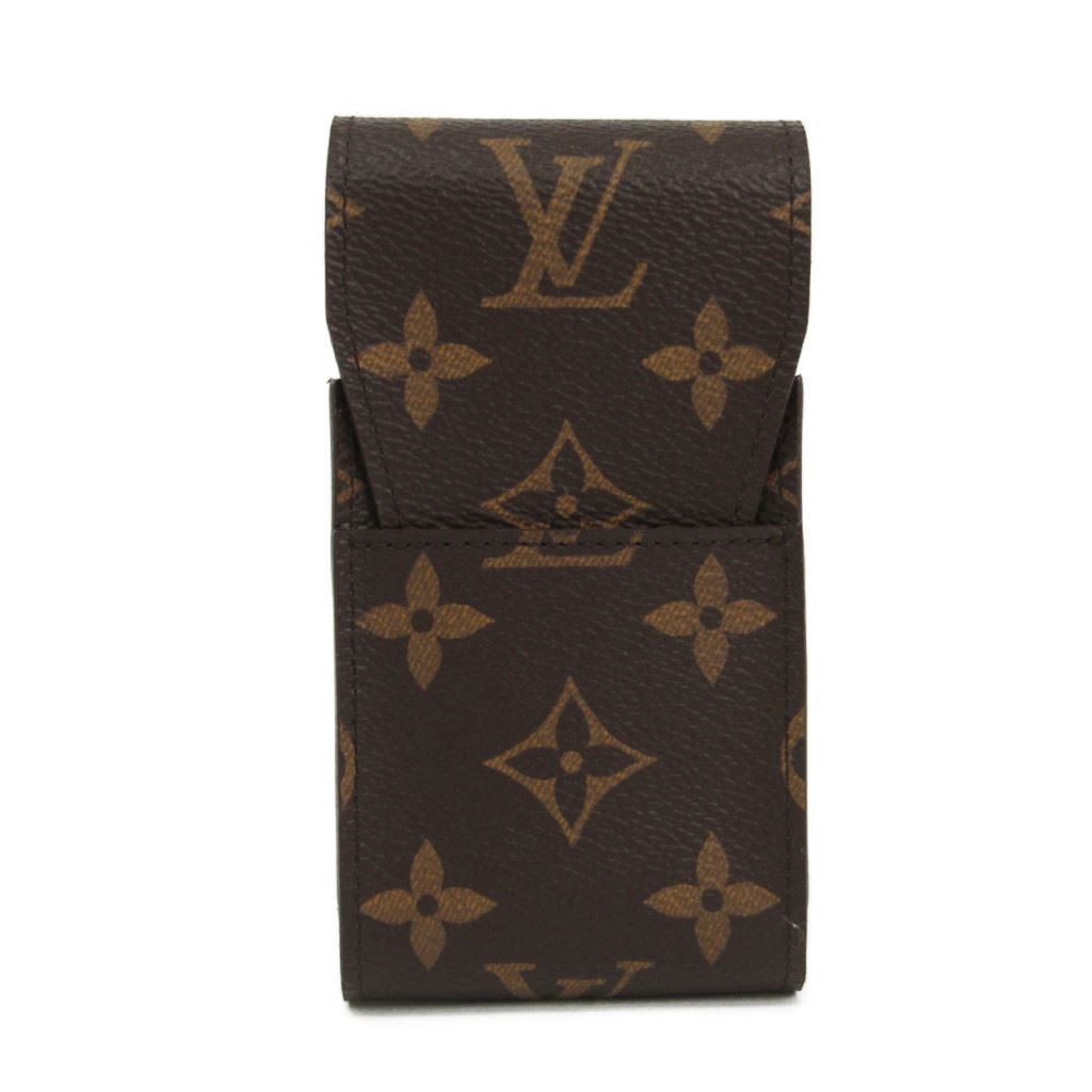 ルイ・ヴィトン(Louis Vuitton) タバコケース モノグラム モノグラム エテュイ・シガレット M63024 【中古】