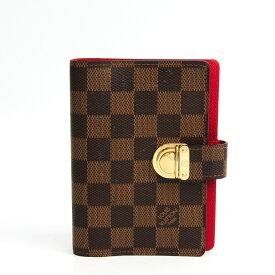 ルイ・ヴィトン (Louis Vuitton) モノグラム 手帳 ダミエ アジェンダPM コアラ R21011 【中古】