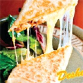 チキンブリトー【鶏肉とうずら豆の煮込】【とろとろチーズ】【レンジで簡単】
