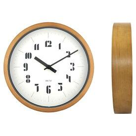 バウハウス『Joschmi』復刻フォント・ウォールクロック / 壁掛け時計(ブラック)