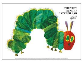 エリック・カール(ERIC CARLE)B4サイズ・ポスター『The Very Hungry Caterpillar / はらぺこあおむし』