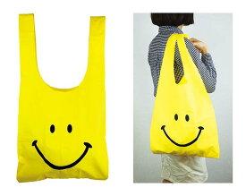 スマイル マルシェバッグ(SMILE MARCHE BAG)【EL COMMUN / エル・コミューン】