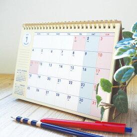 2021年 卓上カレンダー(月曜始まり)『LITTERA / リテラ』【MATOKA / マトカ】