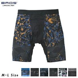 20%OFF クロスウォーカー メンズ Wacoal ワコール BROS ブロス Wエアスルータイプ M・Lサイズ GX6006