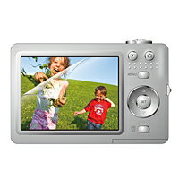 エレコム デジタルカメラ用液晶保護フィルム(エアーレスタイプ)2.5インチ/マットタイプ DGP-006FLA