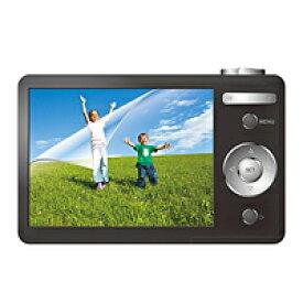 エレコム デジタルカメラ用液晶保護フィルム(エアーレスタイプ)2.7インチ/光沢タイプ DGP-007FLAG