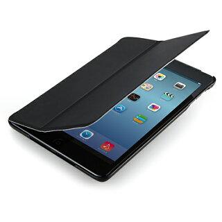 iPadmini2012/2013Retina用フラップカバーと液晶保護フィルムのセット:TB-A13SPVFBK[ELECOM(エレコム)]