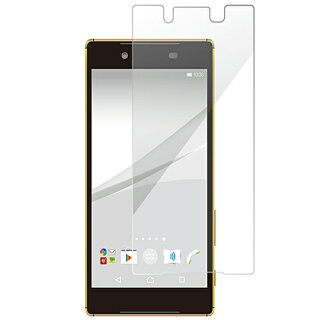 XperiaZ5用液晶保護フィルム/指紋防止/衝撃吸収:PM-SOZ5FLFPAN[ELECOM(エレコム)]