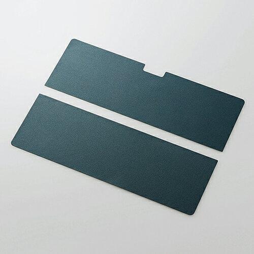 エレコム Surface Pro 4用背面プロテクトステッカー(シール) TB-MSP4WRPGN